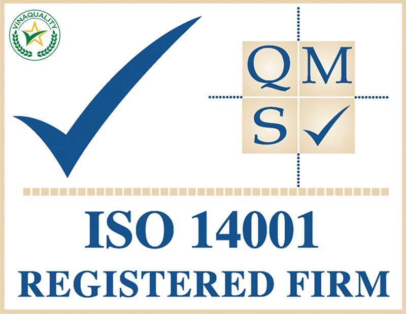 Chi phí cấp giấy chứng nhận ISO 14001:2015