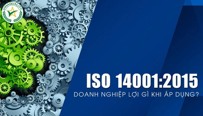 Vì sao doanh nghiệp cần chứng nhận ISO 14001?