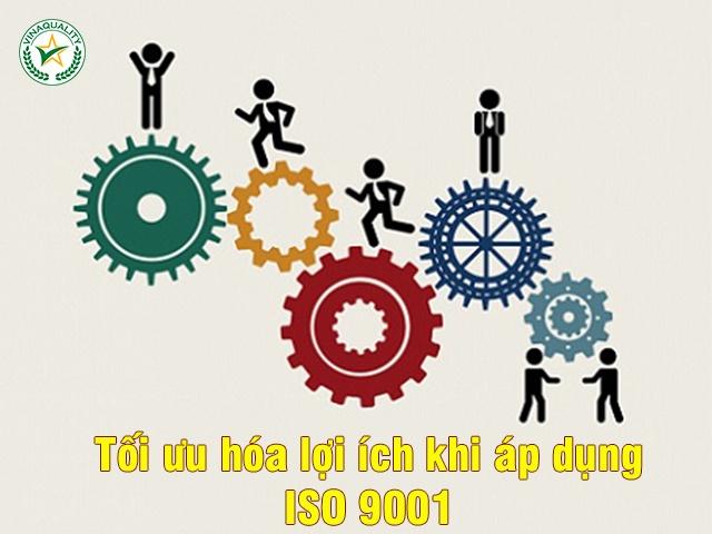 Tối ưu hóa lợi ích của tiêu chuẩn iso 9001 mang đến cho doanh nghiệp