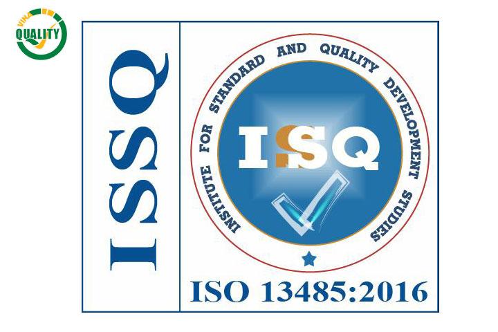 Tổ chức chứng nhận ISO 13485