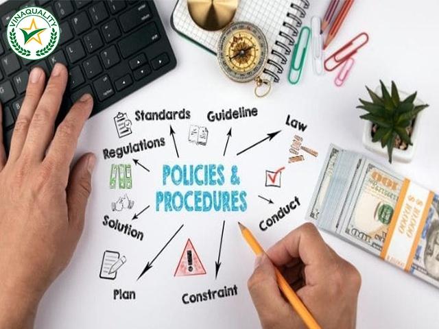 Các quy trình thường gặp trong hệ thống quản lý chất lượng